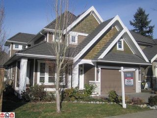 Photo 1: 15479 37b Avenue in Surrey: Morgan Creek House for sale (South Surrey White Rock)  : MLS®# F1103188