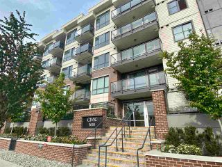 """Photo 1: 303 5638 201A Street in Langley: Langley City Condo for sale in """"THE CIVIC"""" : MLS®# R2576489"""