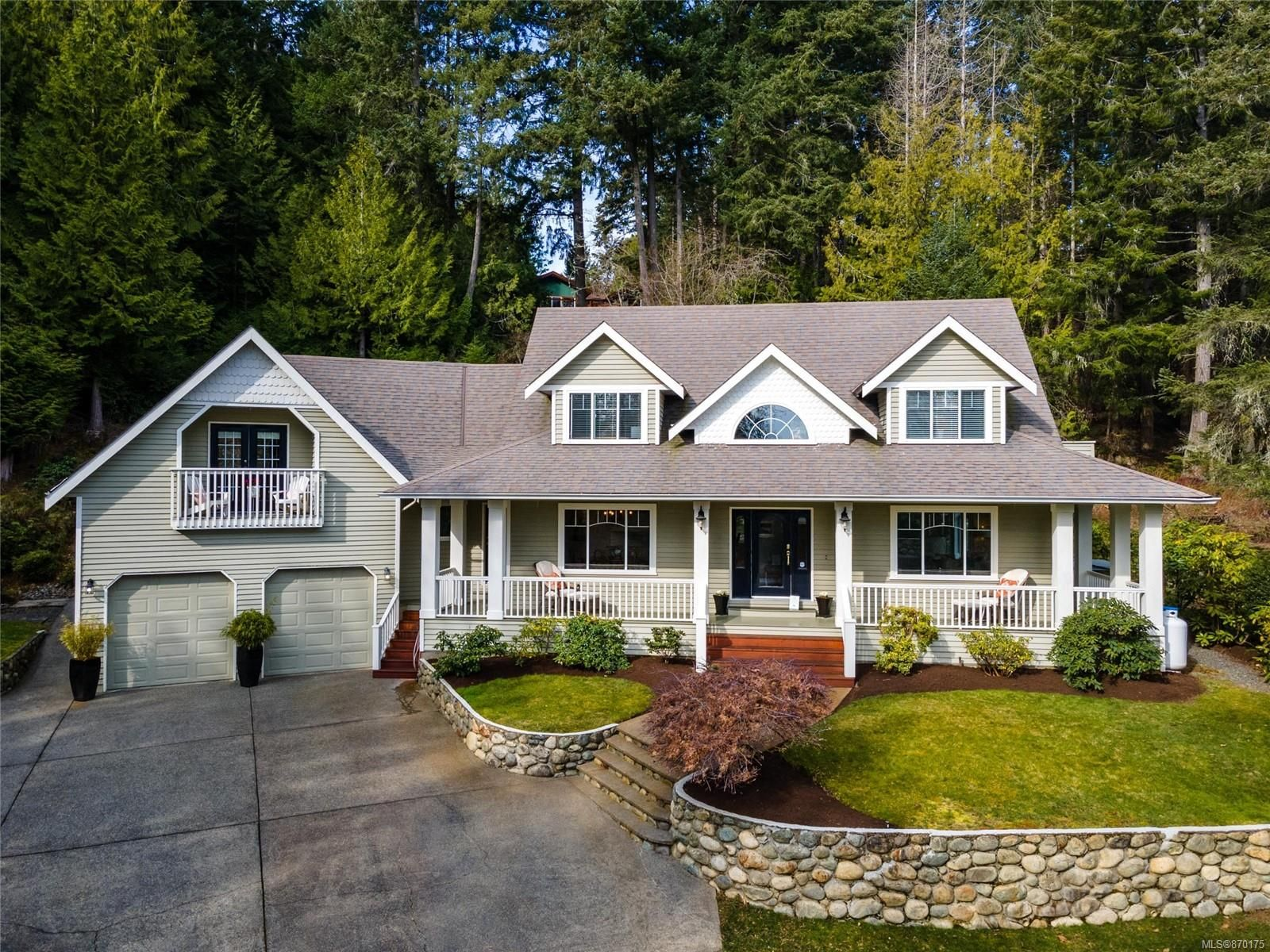 Main Photo: 635 Steamer Dr in : CS Willis Point House for sale (Central Saanich)  : MLS®# 870175