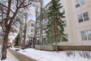 Photo 37: 413 10033 110 Street in Edmonton: Zone 12 Condo for sale : MLS®# E4223211