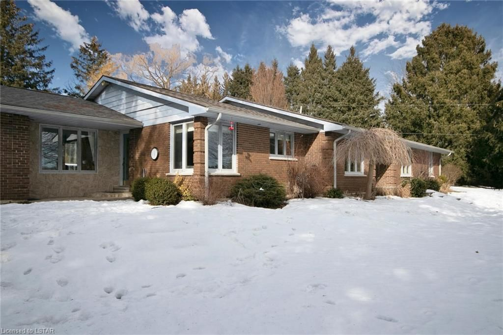 Main Photo: 743053 ZORRA ROAD 74 Road in Thamesford: Property for sale