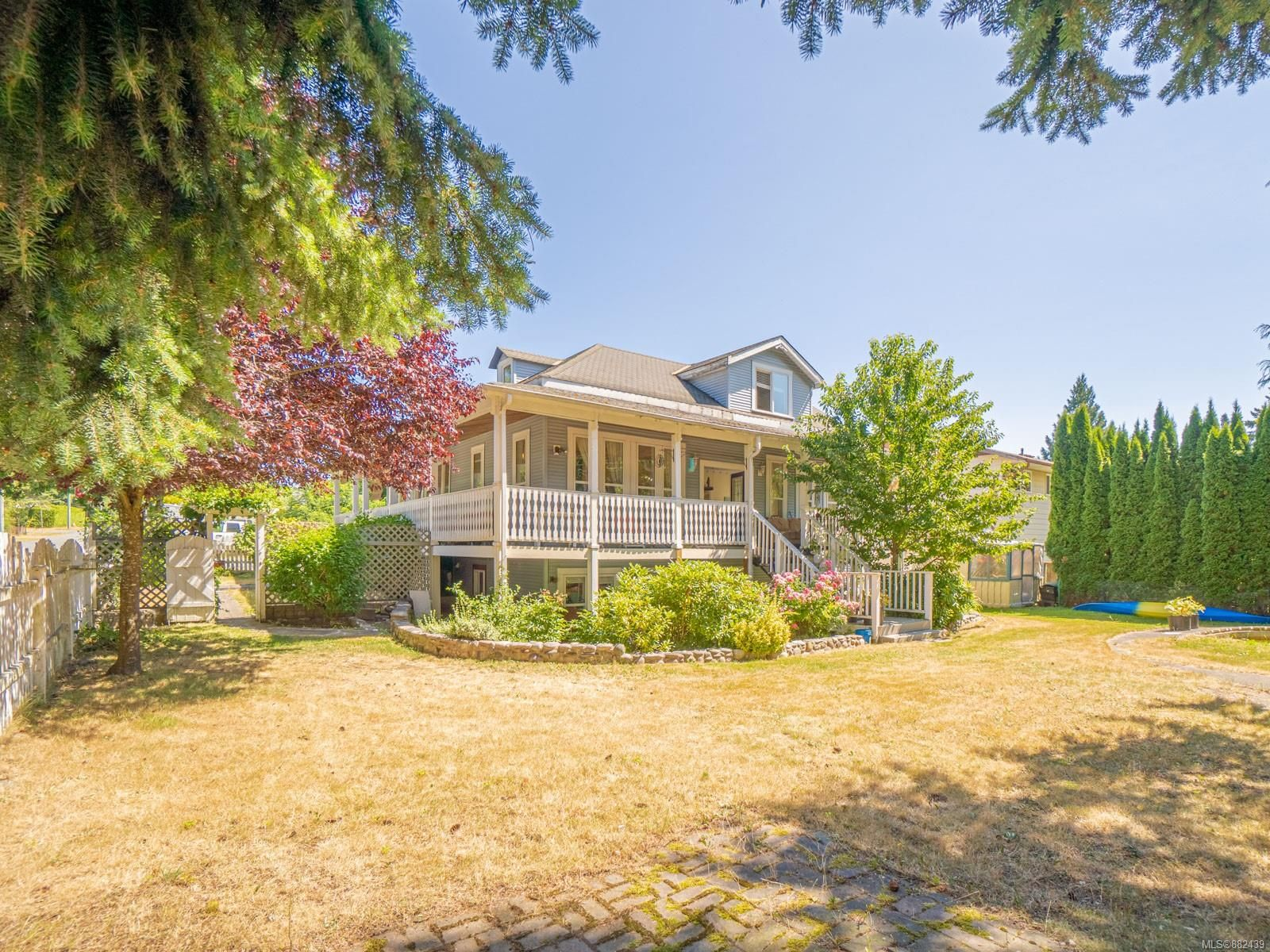 Main Photo: 2896 105th St in : Na Uplands House for sale (Nanaimo)  : MLS®# 882439