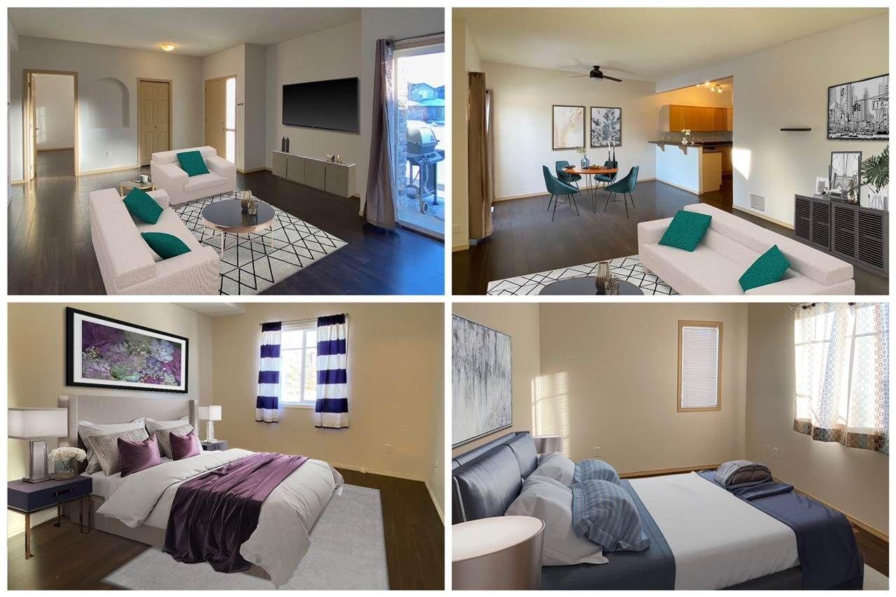 Main Photo: 18 2508 HANNA Crescent in Edmonton: Zone 14 Townhouse for sale : MLS®# E4222310