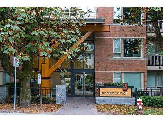 """Photo 2: 210 119 W 22ND Street in North Vancouver: Central Lonsdale Condo for sale in """"ANDERSON WALK"""" : MLS®# V1133938"""