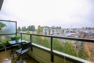 """Photo 14: 706 2799 YEW Street in Vancouver: Kitsilano Condo for sale in """"TAPESTRY AT ARBUTUS WALK"""" (Vancouver West)  : MLS®# R2255662"""