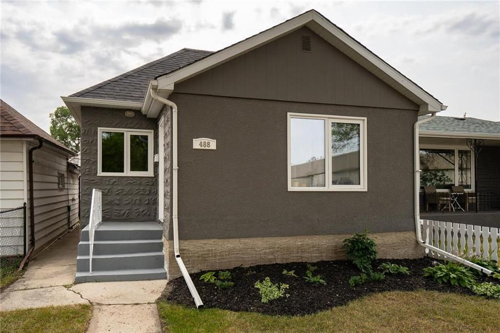 Main Photo: 488 Brandon Avenue in Winnipeg: Fort Rouge Residential for sale (1Aw)  : MLS®# 202118767