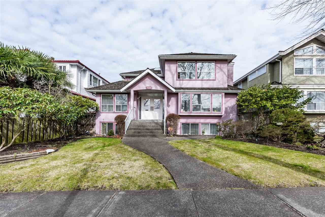 Main Photo: 1699 W 63RD Avenue in Vancouver: South Granville House for sale (Vancouver West)  : MLS®# R2554235