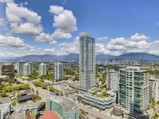"""Photo 12: 2806 6080 MCKAY Avenue in Burnaby: Metrotown Condo for sale in """"Station Square 4"""" (Burnaby South)  : MLS®# R2590573"""