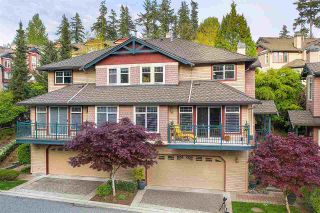"""Photo 1: 1148 STRATHAVEN Drive in North Vancouver: Northlands Townhouse for sale in """"Strathaven"""" : MLS®# R2579287"""
