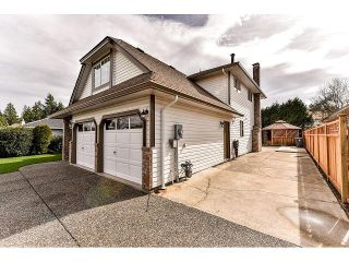 """Photo 2: 15498 91A Street in Surrey: Fleetwood Tynehead House for sale in """"BERKSHIRE PARK area"""" : MLS®# F1435240"""