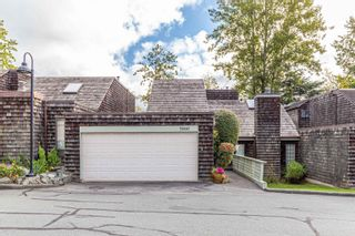 """Main Photo: 7860 MARCHWOOD Place in Vancouver: Champlain Heights Townhouse for sale in """"THE WOODLANDS"""" (Vancouver East)  : MLS®# R2626583"""