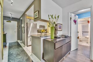 "Photo 9: 6F 199 DRAKE Street in Vancouver: Yaletown Condo for sale in ""CONCORDIA 1"" (Vancouver West)  : MLS®# R2573262"