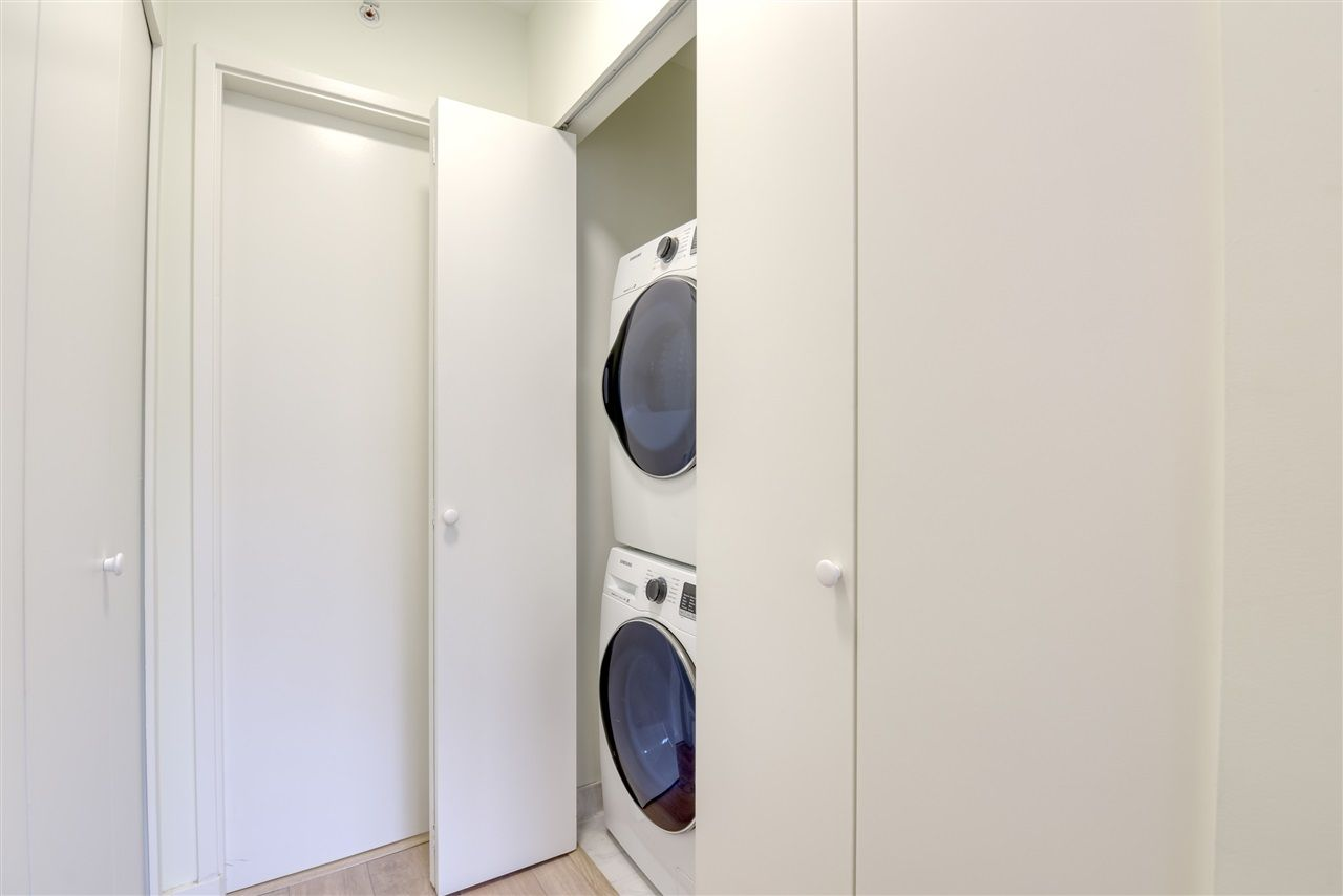 """Photo 22: Photos: 507 124 W 1ST Street in North Vancouver: Lower Lonsdale Condo for sale in """"THE """"Q"""""""" : MLS®# R2509553"""
