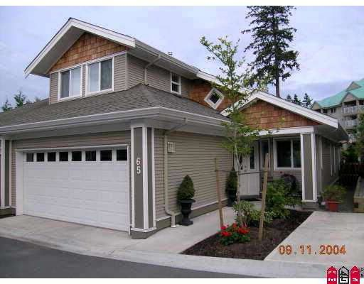 """Main Photo: 65 15133 29A Avenue in White_Rock: King George Corridor Townhouse for sale in """"Stonewoods"""" (South Surrey White Rock)  : MLS®# F2727752"""