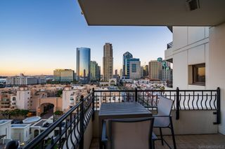 Photo 12: DOWNTOWN Condo for sale : 2 bedrooms : 700 W Harbor Dr #1106 in San Diego