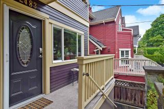 Photo 24: 2483 W 8TH AVENUE in Vancouver: Kitsilano Townhouse for sale (Vancouver West)  : MLS®# R2589597