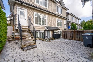 Photo 33: 13978 64A Avenue in Surrey: East Newton 1/2 Duplex for sale : MLS®# R2622542