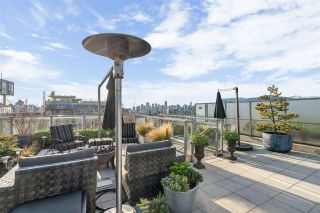 """Photo 3: PH5 250 E 6TH Avenue in Vancouver: Mount Pleasant VE Condo for sale in """"DISTRICT"""" (Vancouver East)  : MLS®# R2564875"""