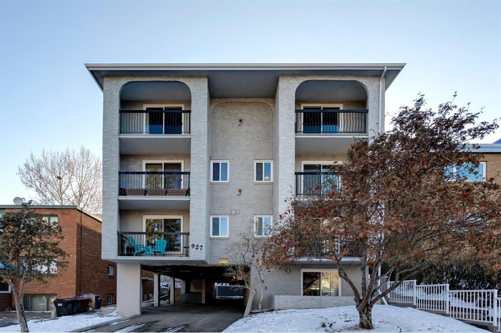 Main Photo: 9 927 19 Avenue SW in Calgary: Lower Mount Royal Apartment for sale : MLS®# A1051484