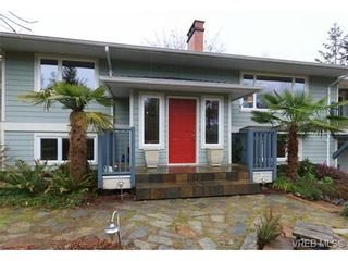Photo 1: 9165 Inverness Rd in NORTH SAANICH: NS Ardmore House for sale (North Saanich)  : MLS®# 722355