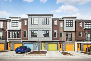 Main Photo: 83 Walden Path SE in Calgary: Walden Row/Townhouse for sale : MLS®# A1154035