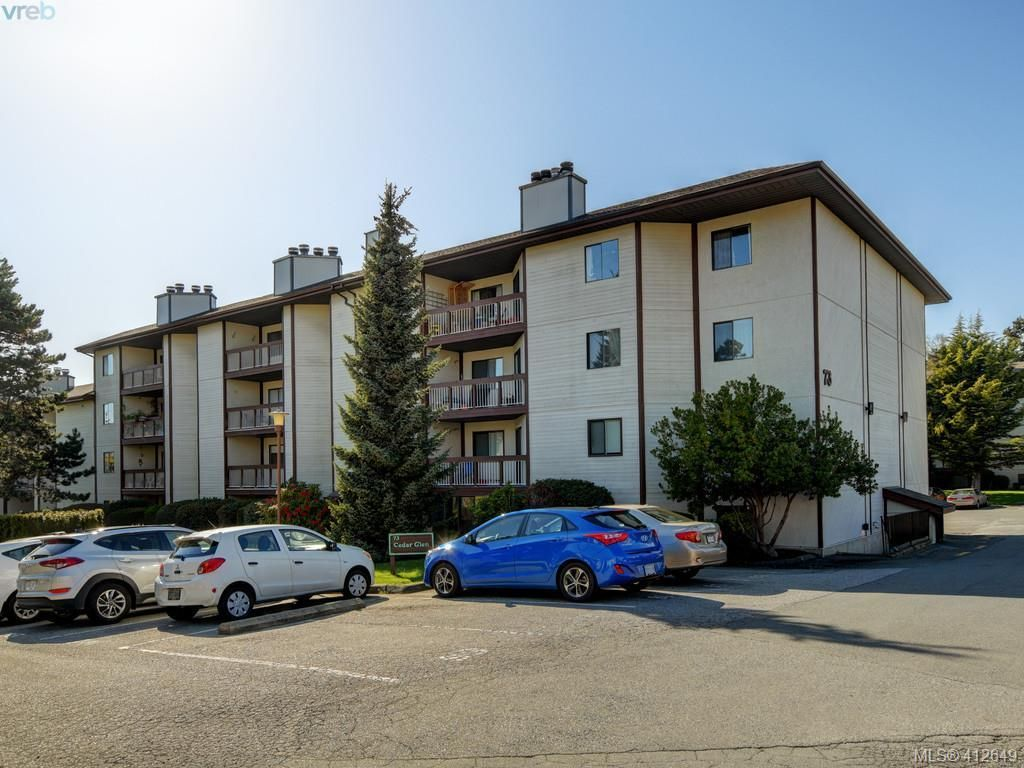 Main Photo: 308 73 W Gorge Rd in VICTORIA: SW Gorge Condo for sale (Saanich West)  : MLS®# 818279