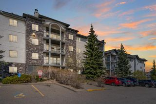 Photo 1: 206 55 Arbour Grove Close NW in Calgary: Arbour Lake Apartment for sale : MLS®# A1107182