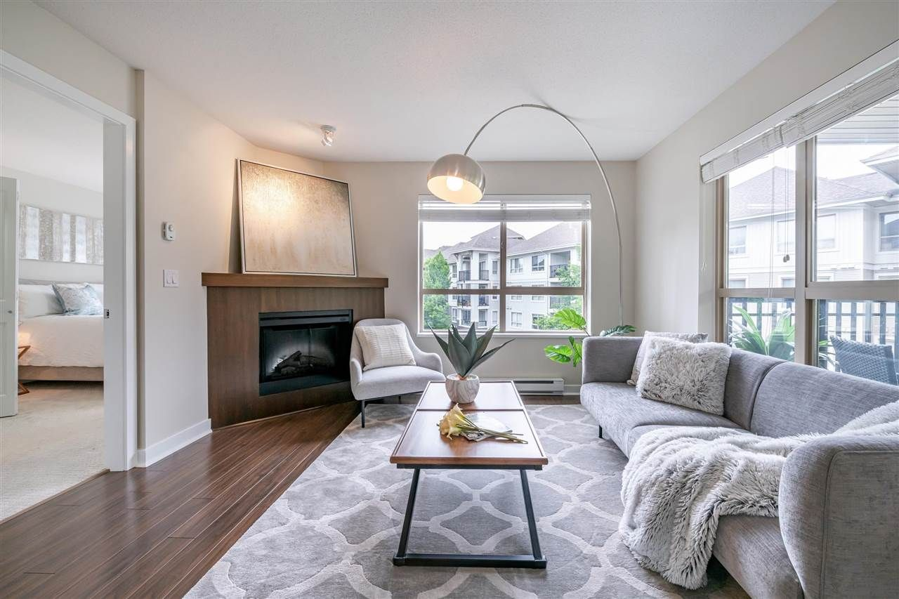 """Main Photo: A305 8929 202 Street in Langley: Walnut Grove Condo for sale in """"THE GROVE"""" : MLS®# R2588074"""