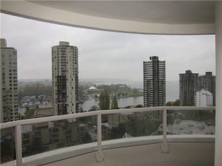 """Photo 9: 1402 1020 HARWOOD Street in Vancouver: West End VW Condo for sale in """"CRYSTALLIS"""" (Vancouver West)  : MLS®# V1103752"""