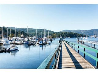 Photo 19: 503 6880 Wallace Dr in BRENTWOOD BAY: CS Brentwood Bay Row/Townhouse for sale (Central Saanich)  : MLS®# 686776