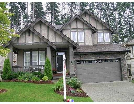 """Main Photo: 42 CLIFFWOOD DR in Port Moody: Heritage Woods PM House for sale in """"STONERIDGE"""" : MLS®# V611392"""