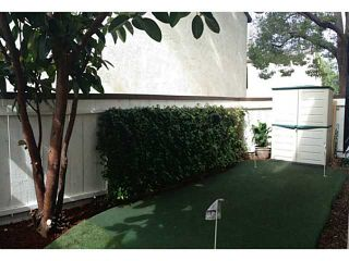 Photo 12: CITY HEIGHTS Townhouse for sale : 2 bedrooms : 3420 39th Street #B in San Diego
