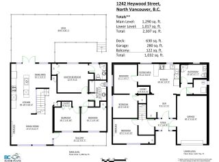 "Photo 20: 1242 HEYWOOD Street in North Vancouver: Calverhall House for sale in ""Calverhall"" : MLS®# R2072329"