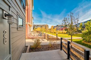 Photo 2: 26 Walden Path SE in Calgary: Walden Row/Townhouse for sale : MLS®# A1150534