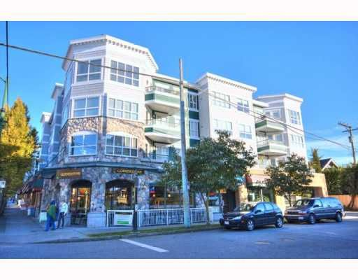 "Main Photo: 204 2680 W 4TH Avenue in Vancouver: Kitsilano Condo for sale in ""THE STAR OF KITSILANO"" (Vancouver West)  : MLS®# V749238"
