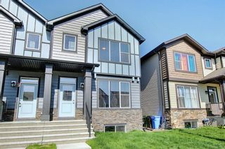 Photo 1: 771 Walgrove Boulevard SE in Calgary: Walden Semi Detached for sale : MLS®# A1117842