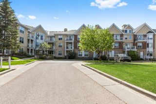Photo 1: 133 2200 Marda Link SW in Calgary: Garrison Woods Apartment for sale : MLS®# A1116782