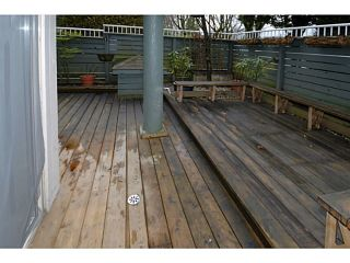 "Photo 12: 101 3065 HEATHER Street in Vancouver: Fairview VW Condo for sale in ""THE MAPLE"" (Vancouver West)  : MLS®# V1041826"