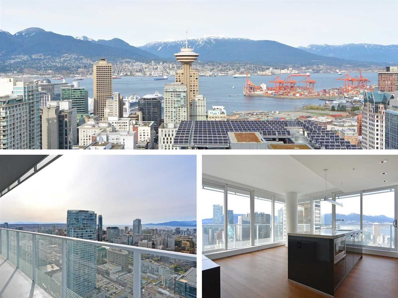Main Photo: 4305 777 RICHARDS STREET in : Downtown VW Condo for sale (Vancouver West)  : MLS®# R2150629