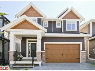 """Photo 1: 8104 211B ST in Langley: Willoughby Heights House for sale in """"YORKSON"""" : MLS®# F1220820"""