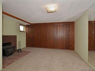 Photo 15:  in VICTORIA: OB Henderson House for sale (Oak Bay)  : MLS®# 606914
