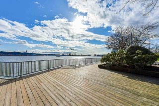 """Photo 25: 418 5 K DE K Court in New Westminster: Quay Condo for sale in """"Quayside Terrace"""" : MLS®# R2577586"""