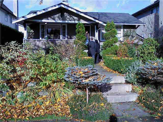 Main Photo: 4325 W 9TH AVENUE in : Point Grey House for sale : MLS®# V857719