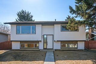 Main Photo: 207 Queen Anne Place SE in Calgary: Queensland Detached for sale : MLS®# A1093747