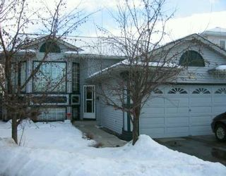 Photo 1:  in CALGARY: Applewood Residential Detached Single Family for sale (Calgary)  : MLS®# C3202522
