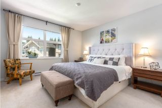 """Photo 19: 34 3400 DEVONSHIRE Avenue in Coquitlam: Burke Mountain Townhouse for sale in """"COLBORNE LANE"""" : MLS®# R2586823"""