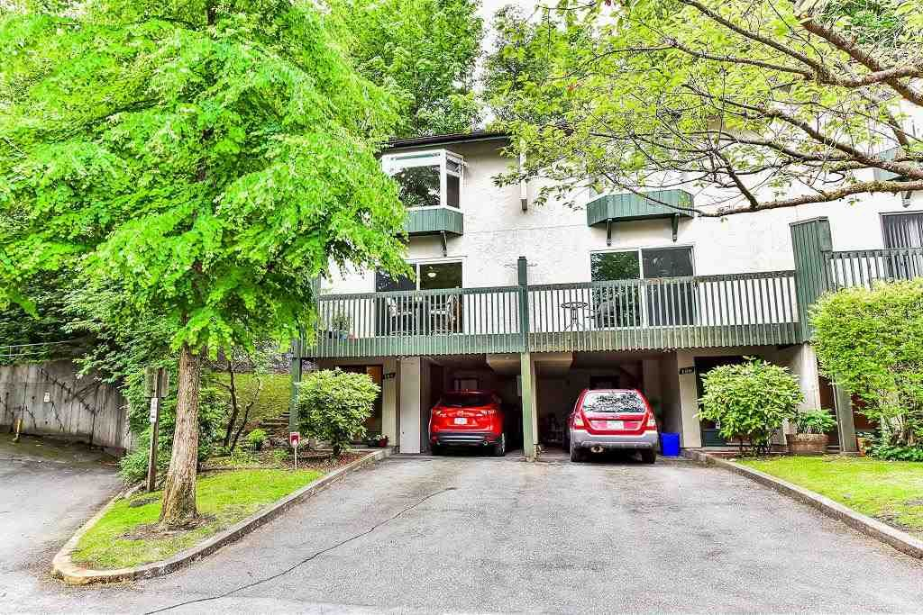 "Main Photo: 184 JAMES Road in Port Moody: Port Moody Centre Townhouse for sale in ""Tall Tree Estates"" : MLS®# R2177636"