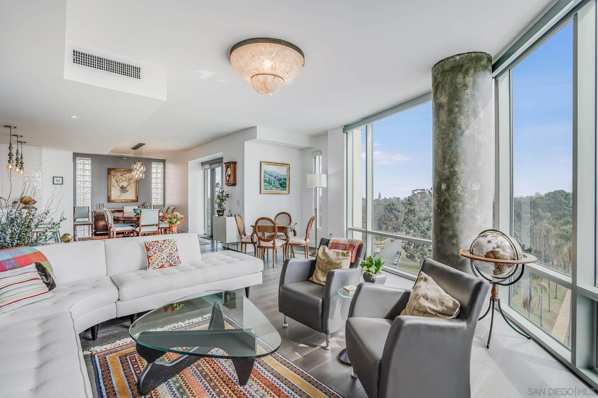Main Photo: HILLCREST Condo for sale : 2 bedrooms : 3415 6th Ave #9 in San Diego