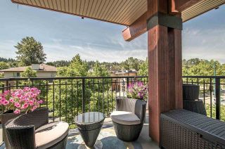 """Photo 14: 310 200 KLAHANIE Drive in Port Moody: Port Moody Centre Condo for sale in """"SALAL"""" : MLS®# R2174958"""