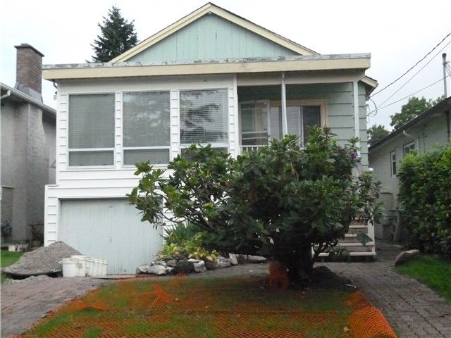 Main Photo: 2871 W 18TH Avenue in Vancouver: Arbutus House for sale (Vancouver West)  : MLS®# V1025965